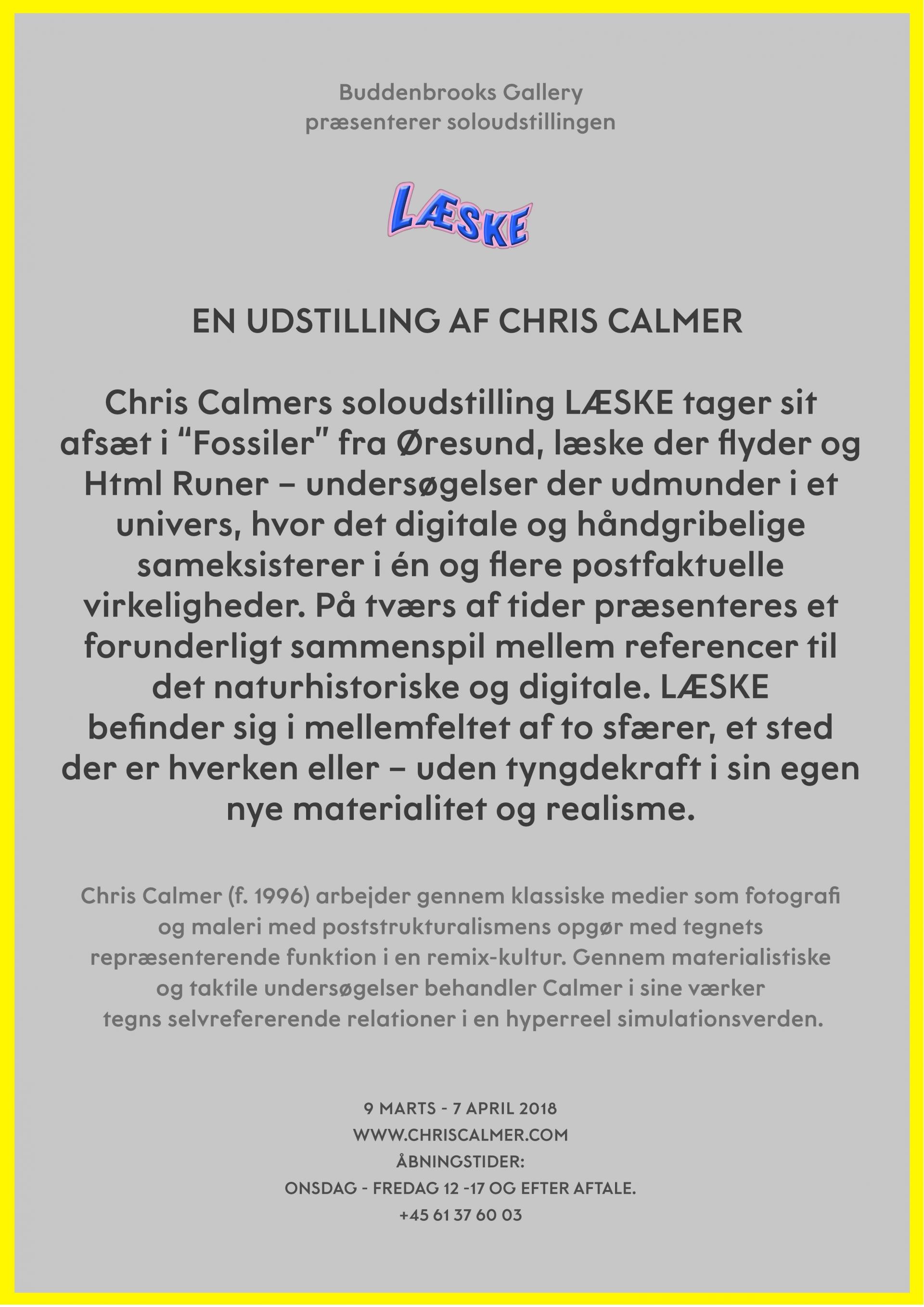 Chris Calmer