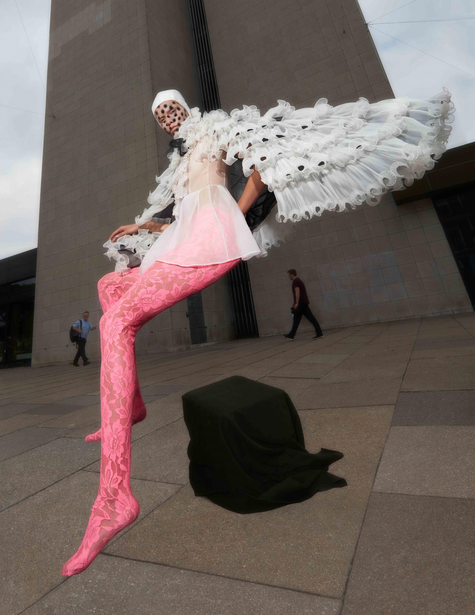 CHRIS CALMER DANSK HAUTE Issue 42 Haute Couture