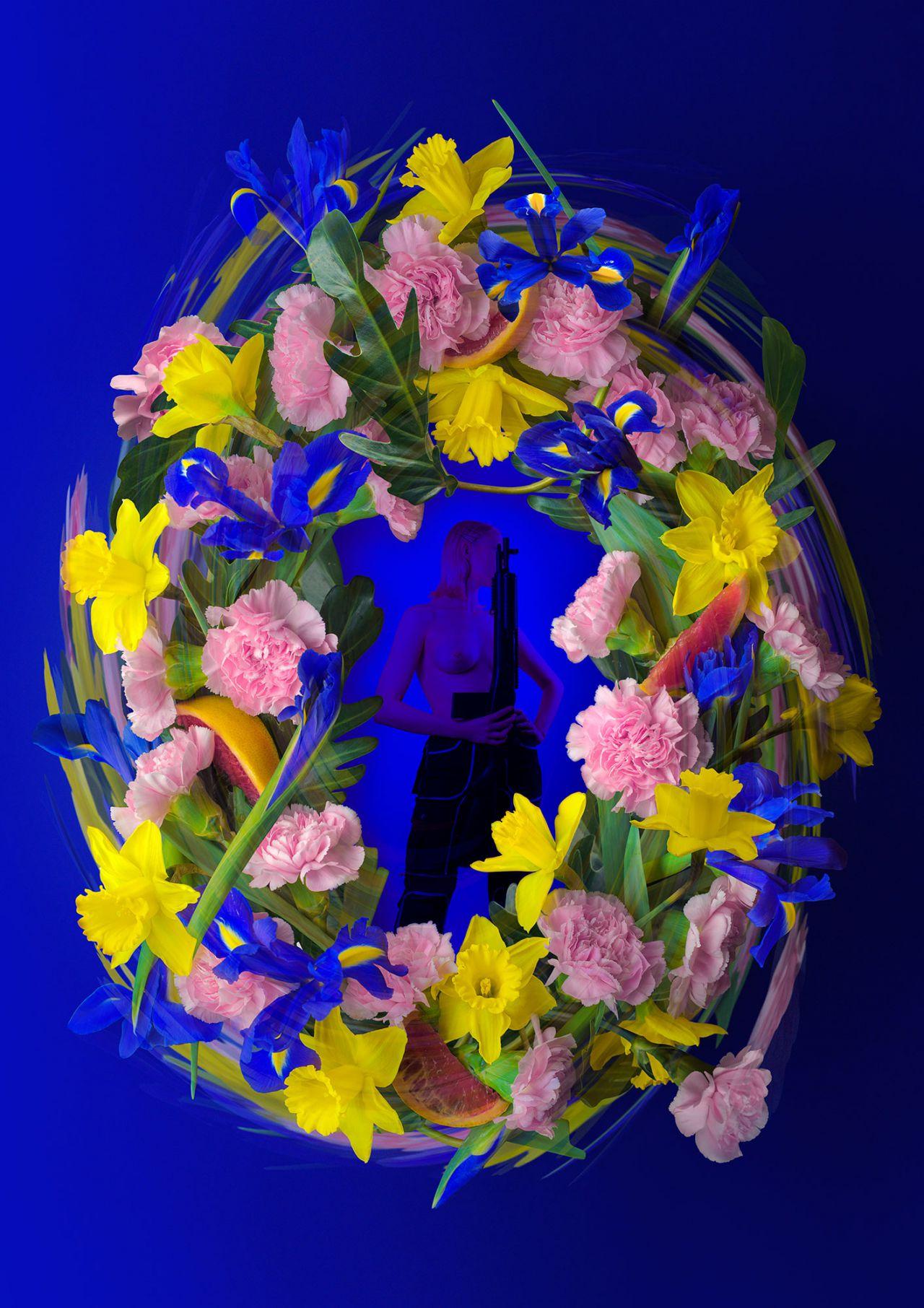 CHRIS CALMER BLOOM · CHRISTOFFER EGELUND GALLERY · 2017